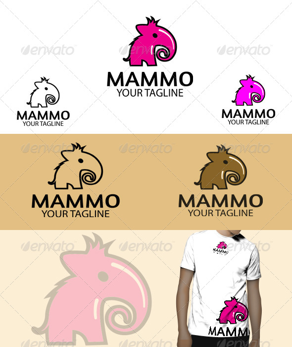 GraphicRiver Mammo Logo 5791784