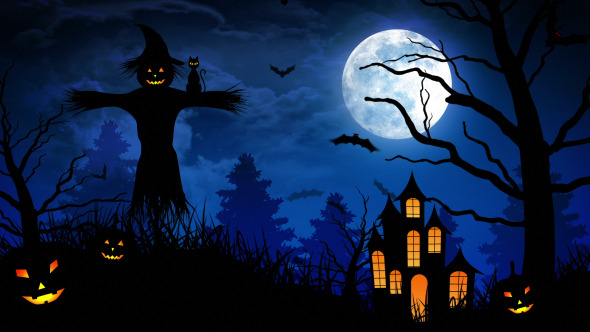 Halloween Scare Crow II