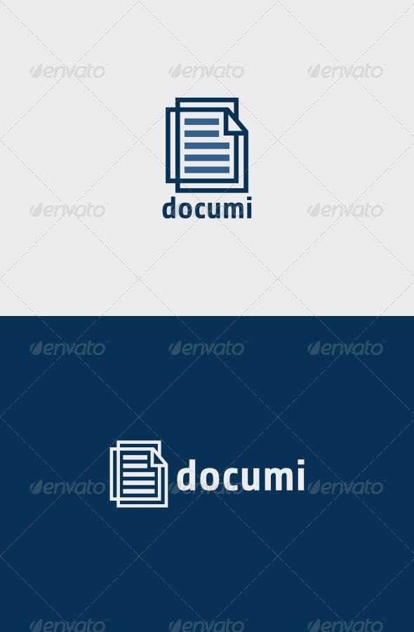 GraphicRiver Documi Logo 5795842