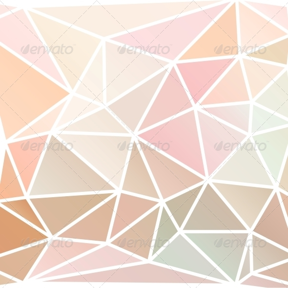 GraphicRiver Abstract Triangles Background 5797502