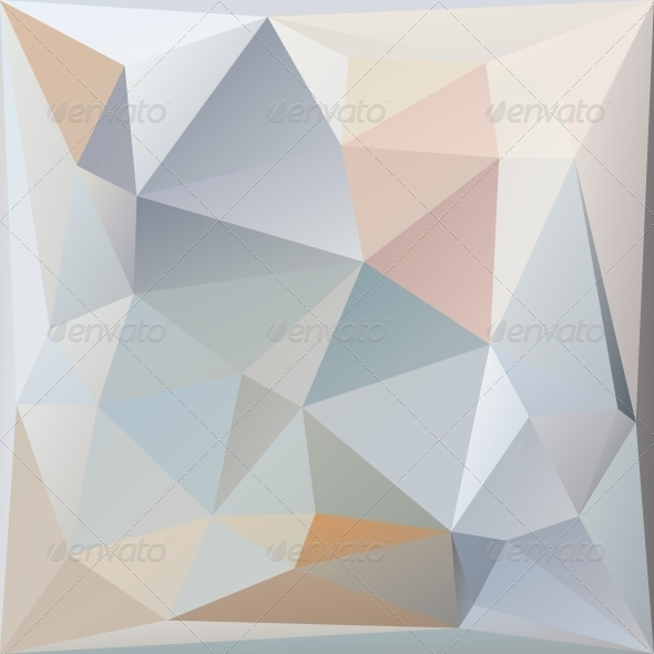 GraphicRiver Abstract Triangles Background 5797615