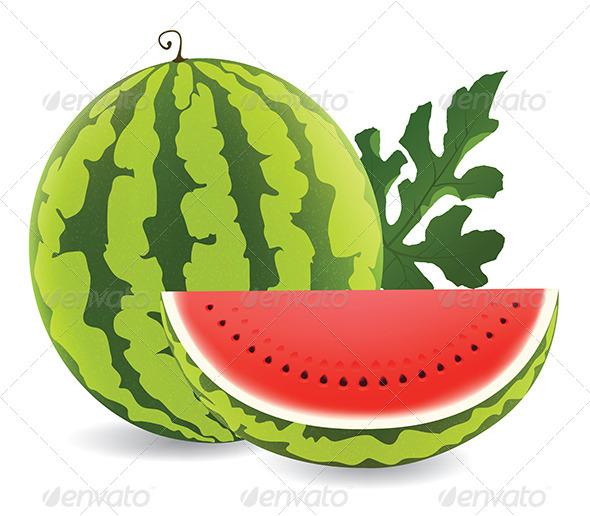 GraphicRiver Watermelon 5797810