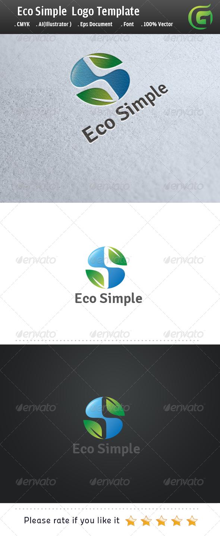 GraphicRiver Eco Simple 5798113