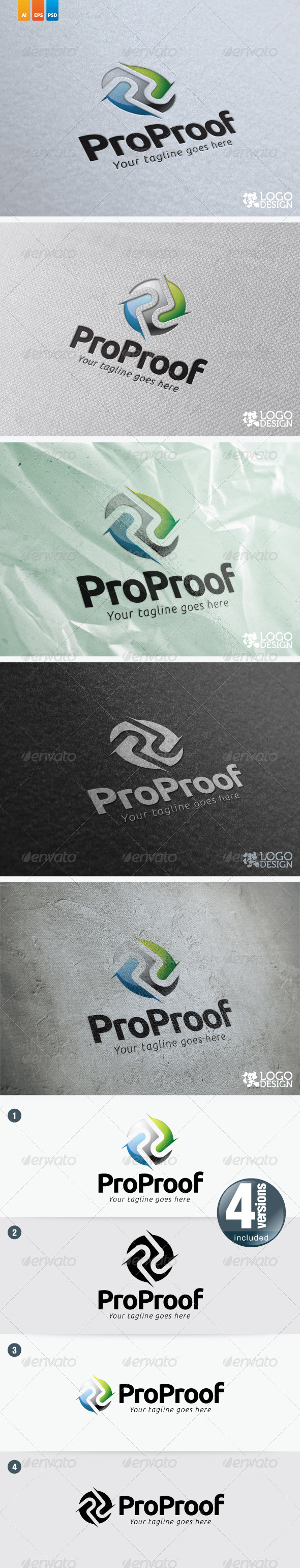 Pro Proof - Vector Abstract