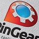 Pin Gear - GraphicRiver Item for Sale