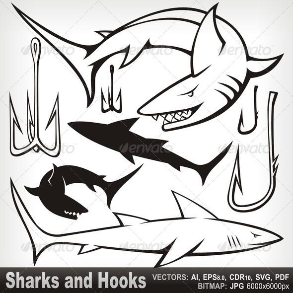 Sharks and Hooks