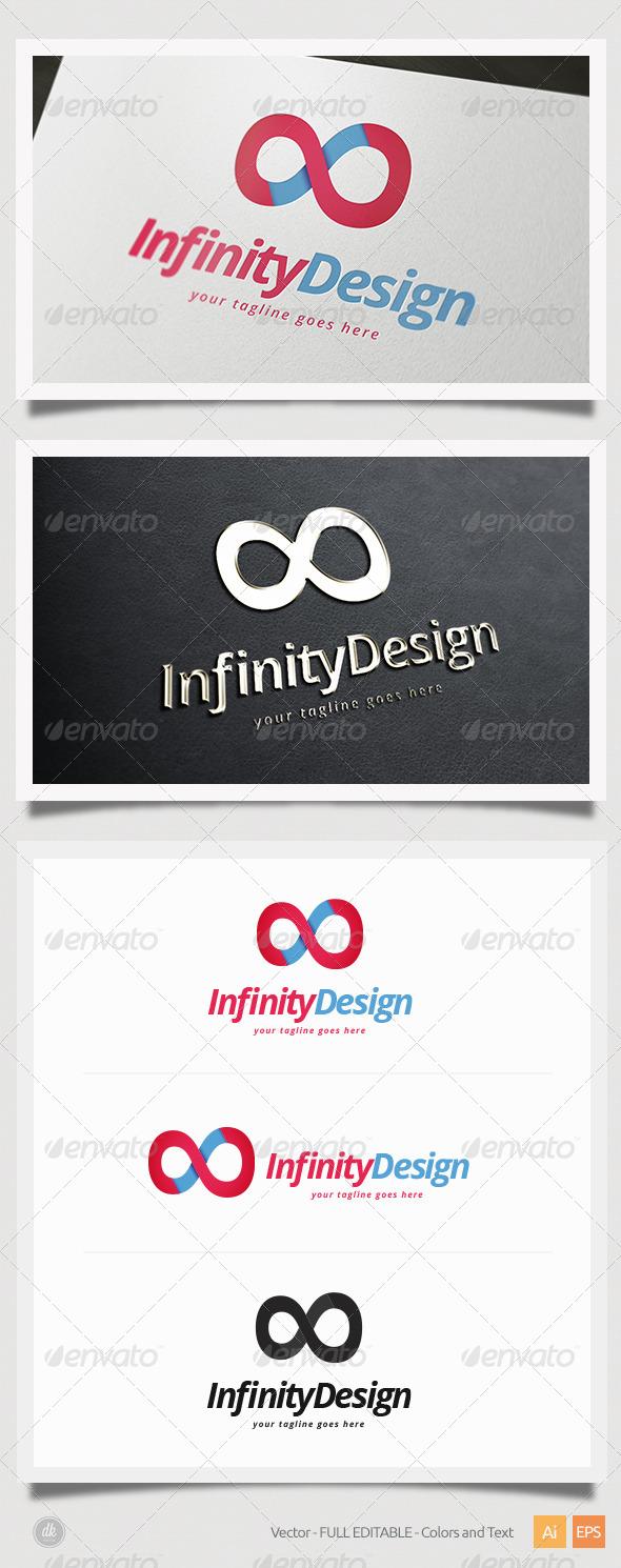 GraphicRiver Infinity Design Logo 5800293