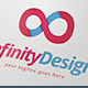 Infinity Design Logo - GraphicRiver Item for Sale