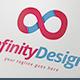 Infinity Design Logo - GraphicRiver Item for Sale