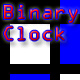 Binary Clock - ActiveDen Item for Sale