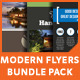 Modern Flyers Bundle Pack - GraphicRiver Item for Sale