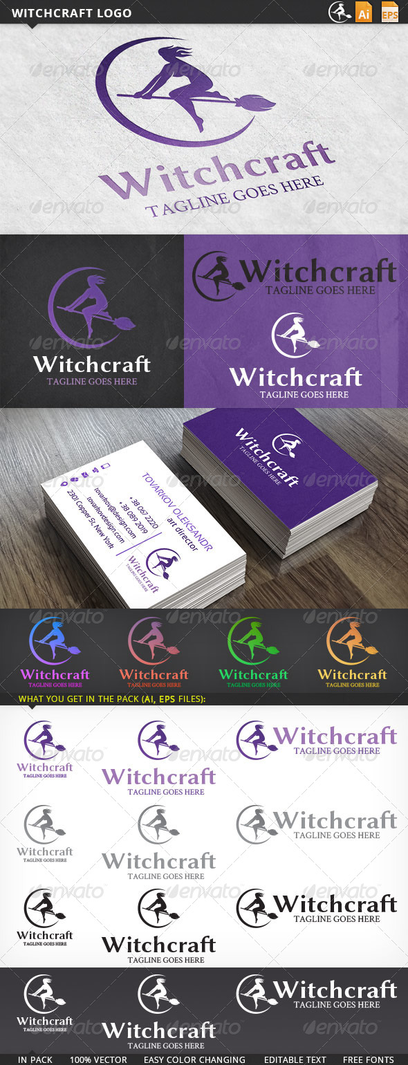 Witchcraft Logo