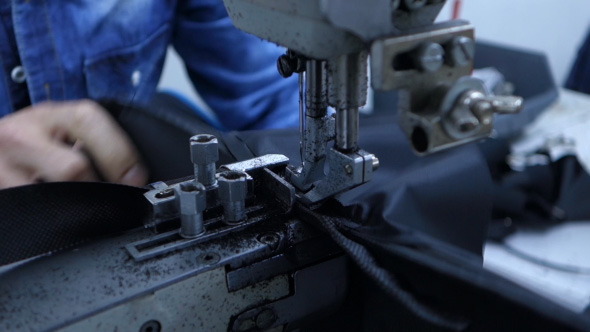 Manufacturing Bag Sewing Machine
