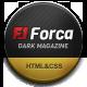 Link toForca - responsive news/magazine html template