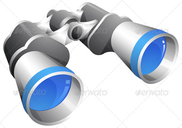 GraphicRiver Binocular 5802850