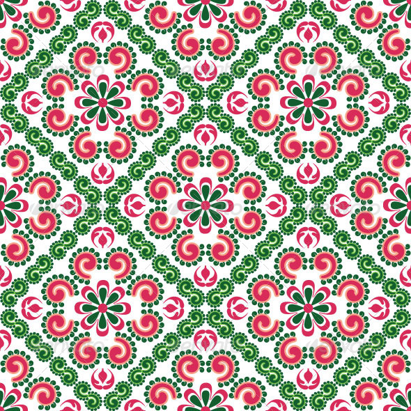 GraphicRiver Seamless Classic Pattern 58 5803434