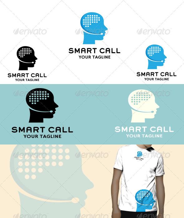 GraphicRiver Smart Call Logo 5791804