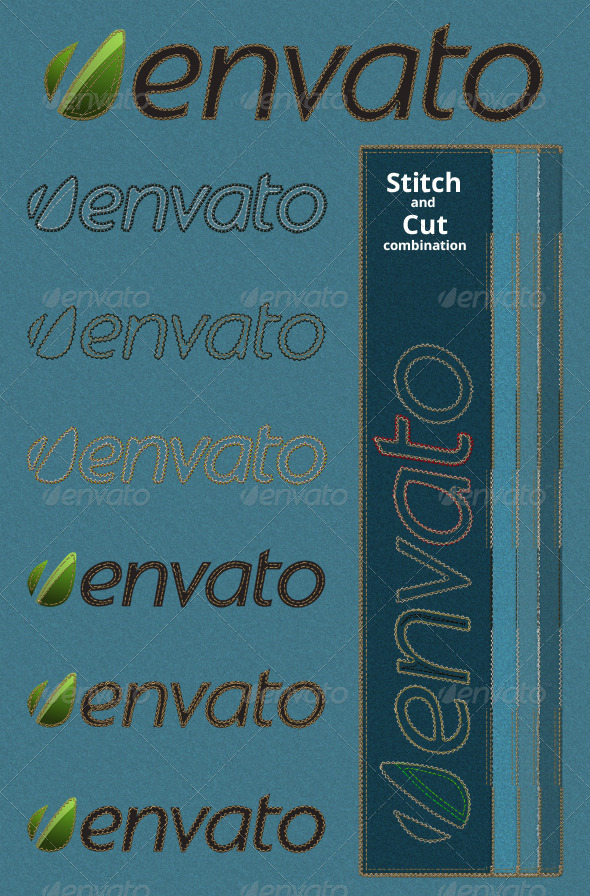 GraphicRiver Stitch Action 5803903