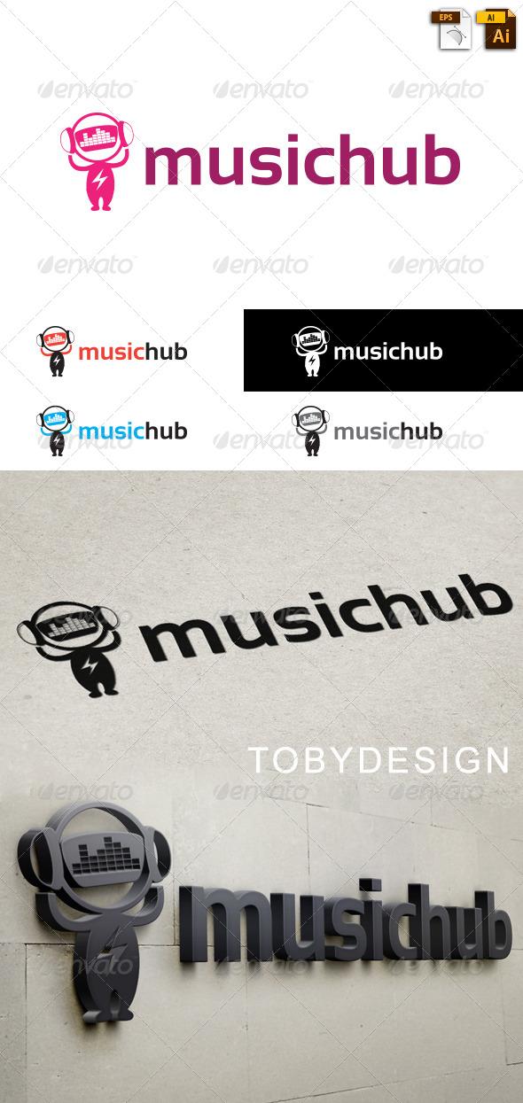 GraphicRiver Music Hub 5798253