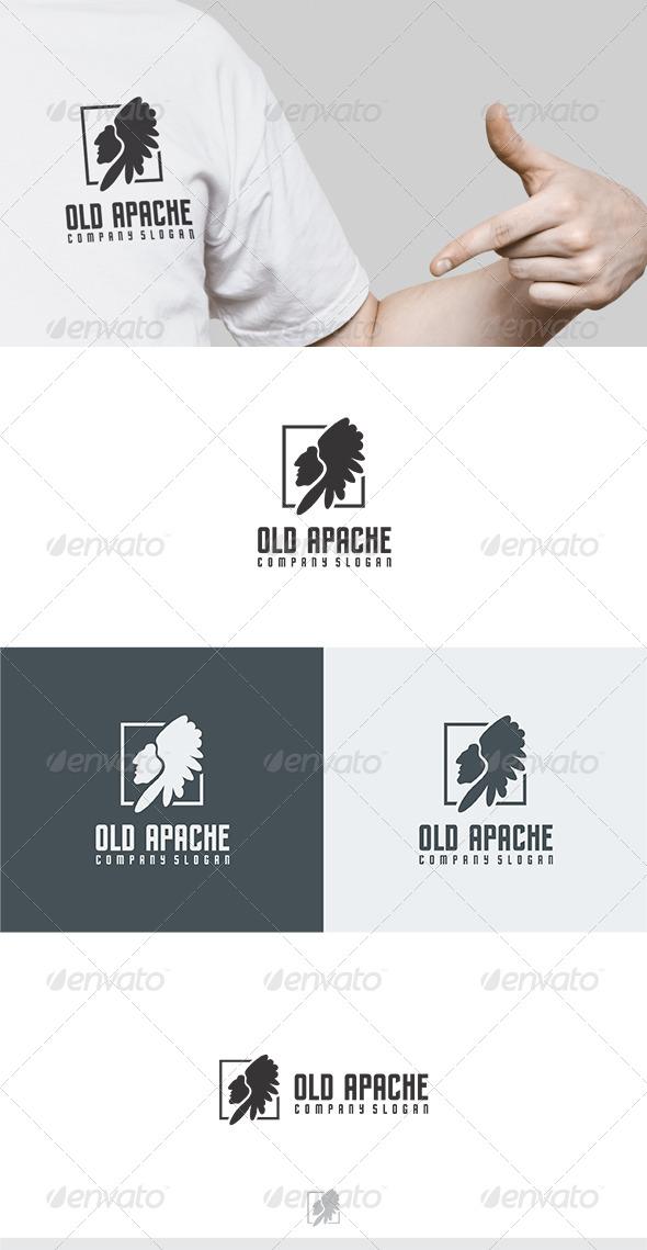 GraphicRiver Old Apache Logo 5805834