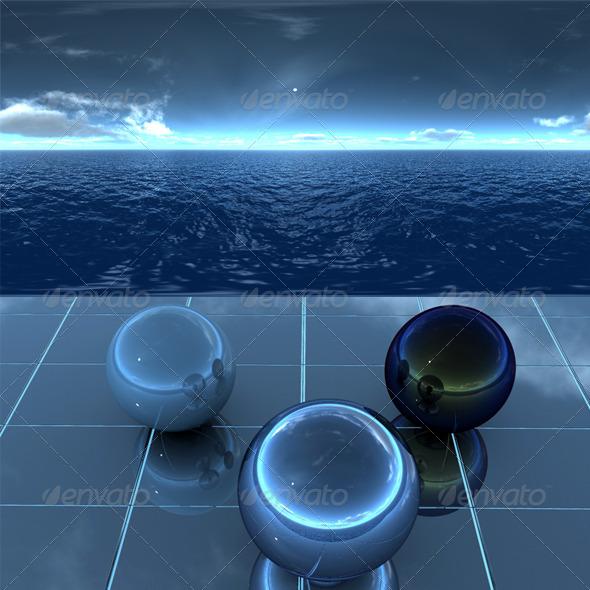 3DOcean Sea 92 5806832