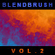Blend Brush Backgrounds VOL. 2 - GraphicRiver Item for Sale