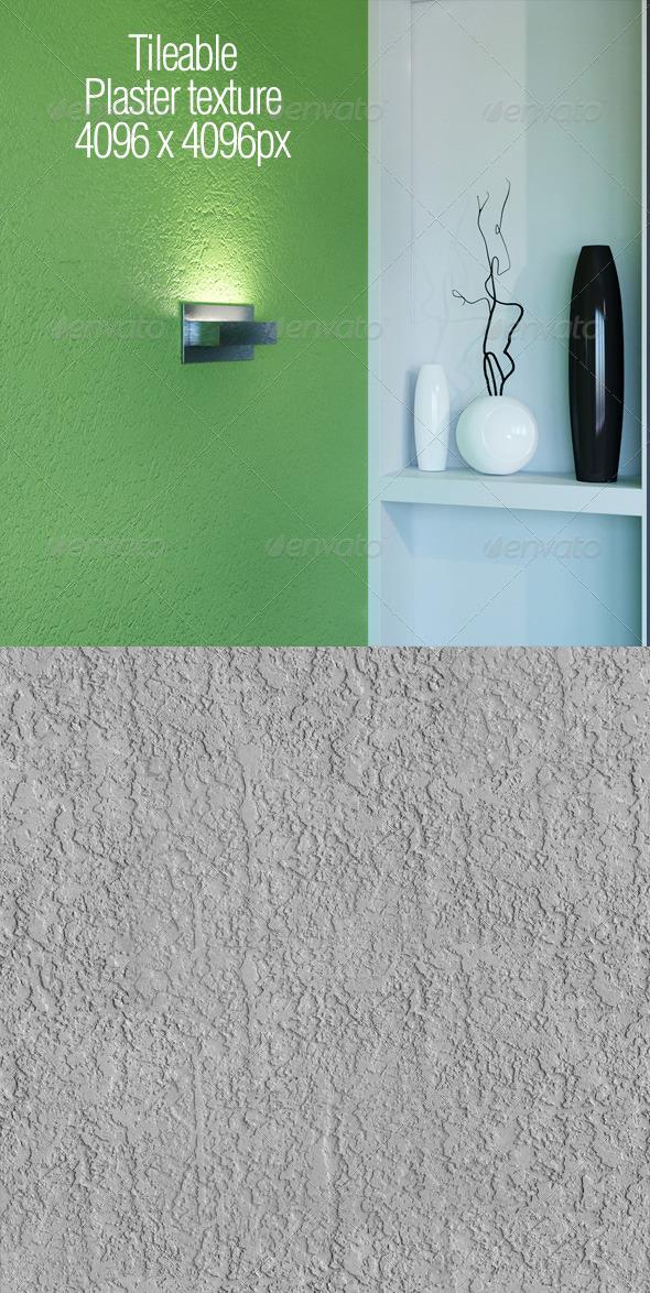 3DOcean Tileable plaster texture 5610829