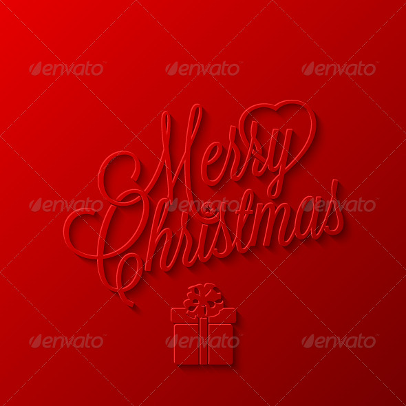 GraphicRiver Holiday Frame Happy Merry Christmas New Year 5808120