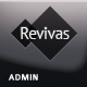 Revivas Admin - ThemeForest Item for Sale
