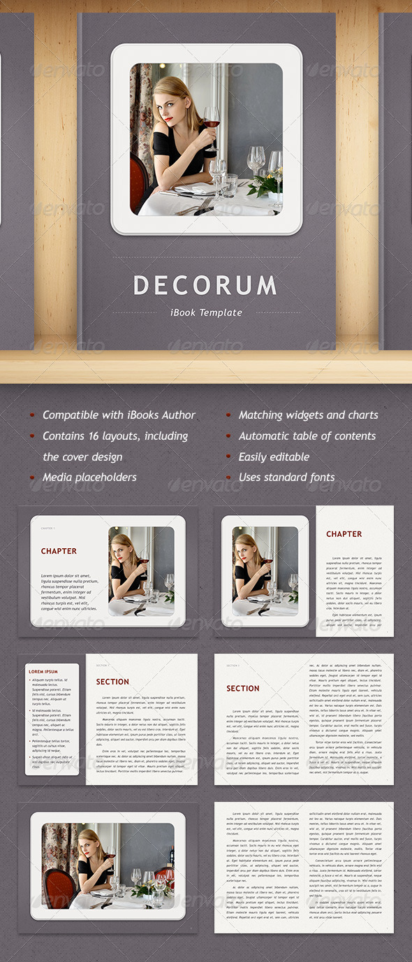 GraphicRiver Decorum 5811147