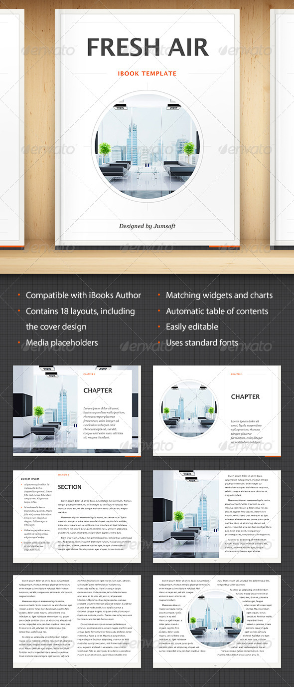 GraphicRiver Fresh Air 5811158