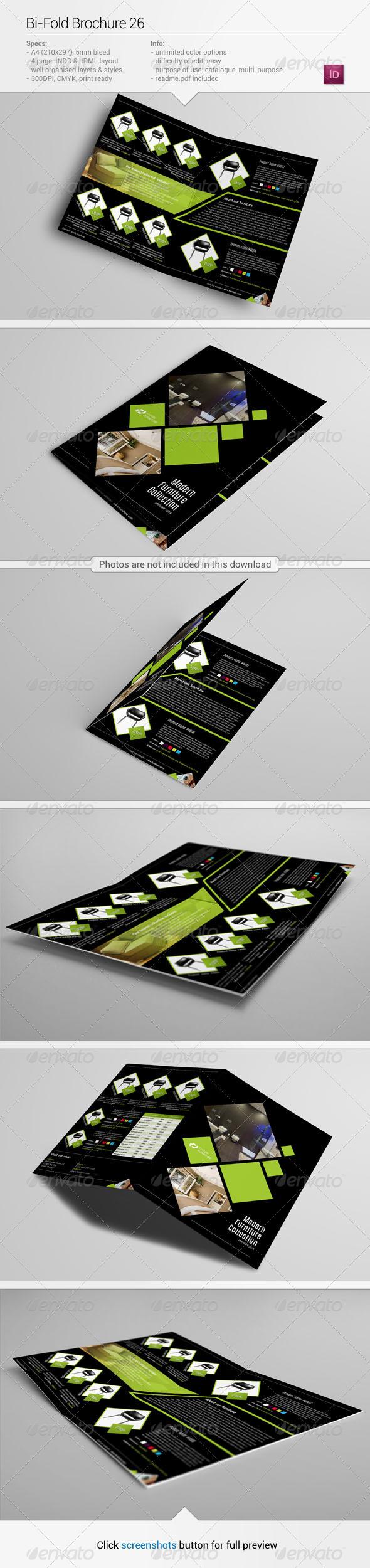 GraphicRiver Bi-Fold Brochure 26 5811250