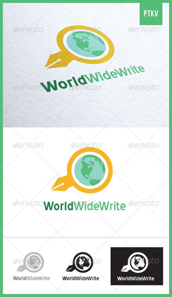 GraphicRiver World Wide Write 5793242