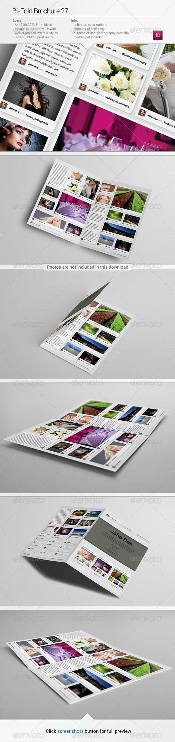 GraphicRiver Bi-Fold Brochure 27 5811323