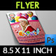 Candy Flyer Template - GraphicRiver Item for Sale