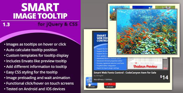 Smart Image Tooltip