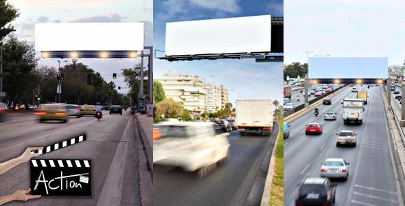 VideoHive Advertising Billboard 8 Pack 5812966