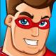 Super Hero Mascot - GraphicRiver Item for Sale