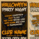 Halloween Party Night Flyer - GraphicRiver Item for Sale