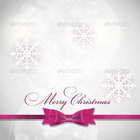 GraphicRiver Abstract Christmas and New Year Background 5814752