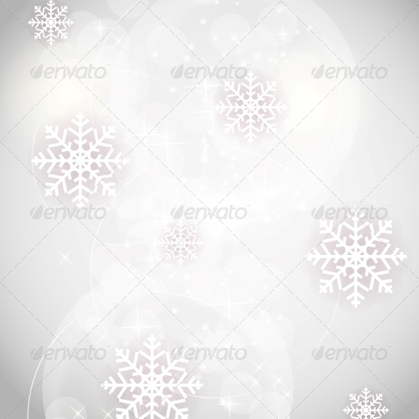GraphicRiver Abstract Christmas and New Year Background 5814755