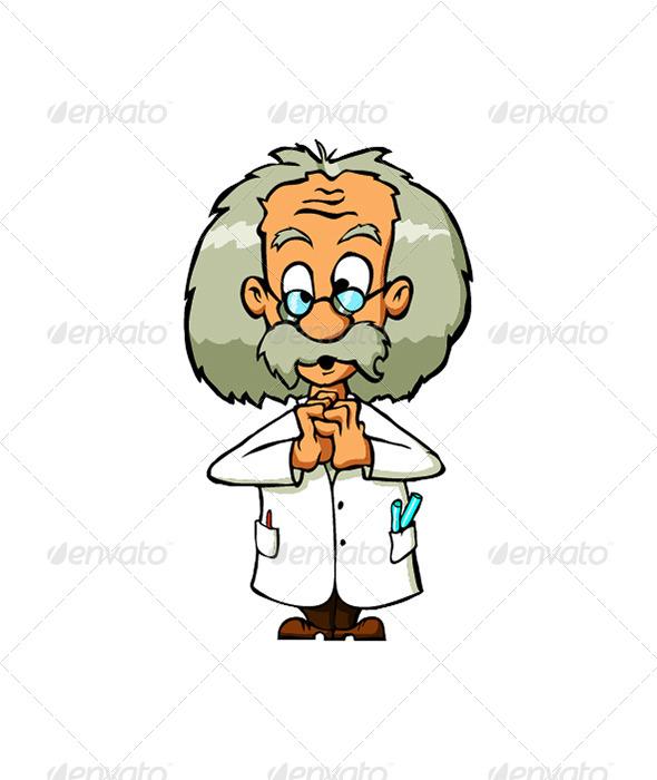 GraphicRiver Scientist 5815339