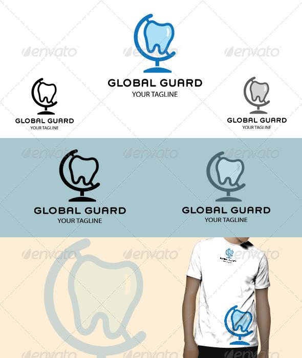 GraphicRiver Global Guard Logo 5815369