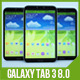 Samsung Galaxy Tab 3 8.0 with Render Setup