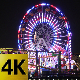 Pacific Park Los Angeles Timelapse 4K - VideoHive Item for Sale