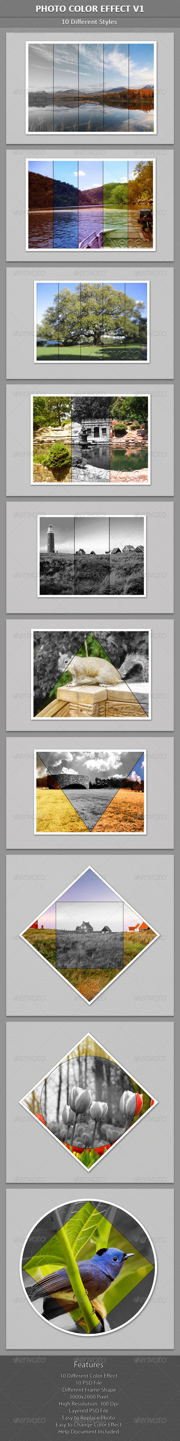 GraphicRiver Photo Color Effect V1 5771148