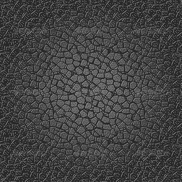 Vector Leather Seamless Background