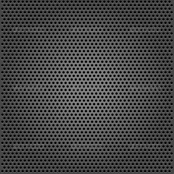 GraphicRiver Vector Perforated Background 5816985