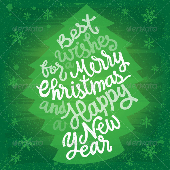 GraphicRiver Christmas and New Year Greetings 5817177