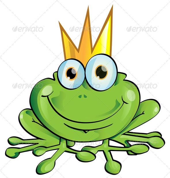 GraphicRiver Frog Prince 5801583